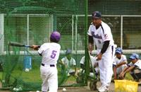 少年野球教室