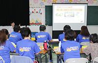 教育現場における「ウンチ育」教室
