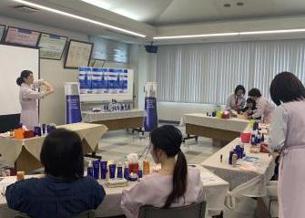 教育現場における 「ウンチ育」教室を実施
